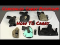 Concealed Carry Positions: How To Carry And Why | Geauga Firearms Academy