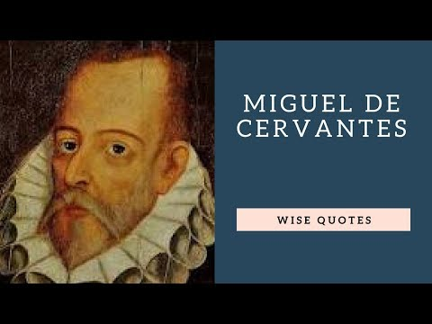 Quote of the day - Miguel De Cervantes Saying & Quote  Positive Thinking & Wise Quotes Salad