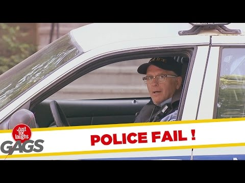 Biggest Cop Fail