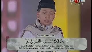 Download Lagu Suara Indah Rafif Qurahman Santri mahir dengan Al Quran. Mp3