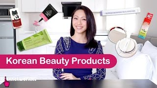 Korean Beauty Products - Tried and Tested: EP57