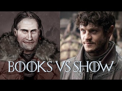 10 Biggest Differences Between the Game of Thrones Show and the Books