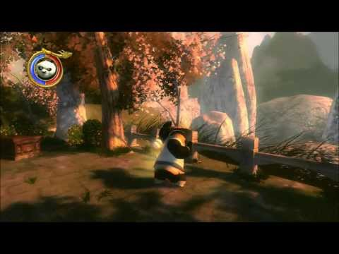 Kung Fu Panda : Le jeu PC