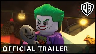 Nonton Lego Dc Justice League  Gotham City Breakout   Official Trailer   Warner Bros  Uk Film Subtitle Indonesia Streaming Movie Download