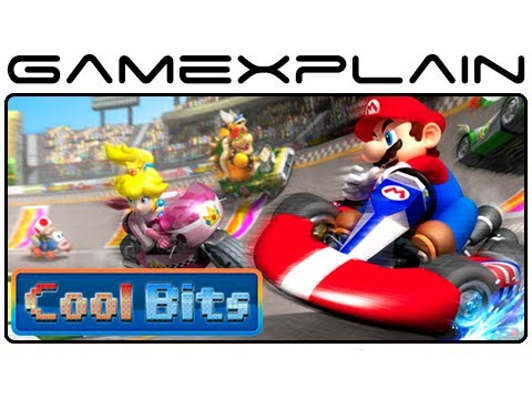 smashing - http://www.GameXplain.com Cool Bits: Lakitu has a pretty dangerous job in Mario Kart Wii, but we found out exactly how dangerous it really is in this secret ...