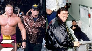 """top 10 WWE pictures you need to see from the attitude eraSubscribe to TheSportster http://goo.gl/mZKUfd For copyright matters please contact us at: david.f@valnetinc.comBefore we get into some awesome photos from WWE's Attitude Era, let's talk about what exactly the Attitude Era is. Generally speaking, this was a time period that occurred from the latter half of the '90s until the first half of the 2000s. If you want to get technical, the """"WWE Attitude"""" logo was used from November 1997 to May 2002, but incidents and events from the couple of years that precede and follow this period can also be included in the Attitude Era if they fit the bill. After all, this wasn't an overnight flipping of a switch.What is was, however, was a gradual but clearly defined shift away from some of the family-friendly storylines and characters of the Golden Era in favor of more adult themes. Not quite to the extent of the Ruthless Agression Era, which would come a bit later, but nevertheless a clear departure from the content of yesteryear. It also led to the rise of guys like Stone Cold Steve Austin, Mankind, The Rock, Triple H, and Kane, along with an evolution of character for veterans like Shawn Michaels, Bret Hart, The Undertaker, and Mr. McMahon. This change in content also allowed edgier wrestlers to join the promotion, including The Hardy Boyz, Christian, and Edge, and encouraged WCW wrestlers like Chris Jericho, Big Show, and Eddie Guerrero to leap from their sinking ship.For the record, this was also the first wrestling era in which the public was almost unanimously aware that the matches were purely for entertainment, which allowed the competitors to be themselves in their personal lives, and let the writers be more creative without worrying about believability. Thanks to all of this, we now have some wonderful photos of WWE wrestlers from both in and out of the ring. Here are 10 you simply have to see.For more videos and articles visit:http://www.TheSportster.com"""