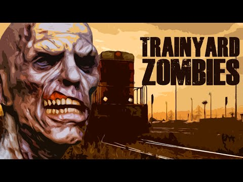 ZOMBIE TRAINYARD ★ Call of Duty Zombies Mod (Zombie Games)