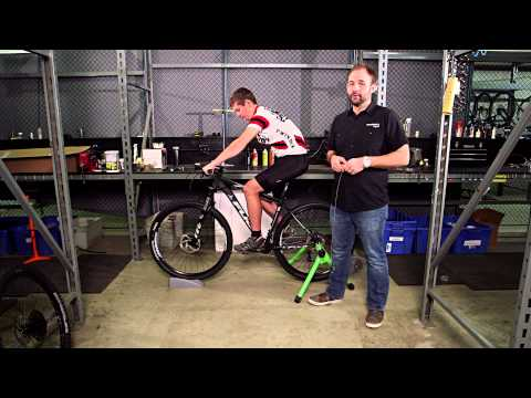 How To Fit a Mountain Bike by Performance Bicycle (видео)