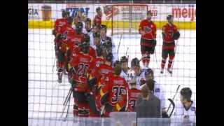 Cyclones vs Gladiators - April 30, 2013