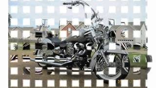 1. 2005 Yamaha Road Star Base - Features, Walkaround