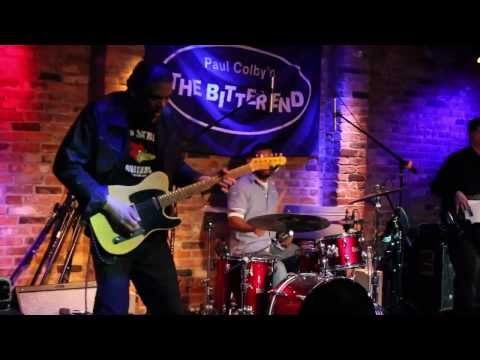 Allan Craig Wallace short clips #1 Jamming with Joey Ray band 2012