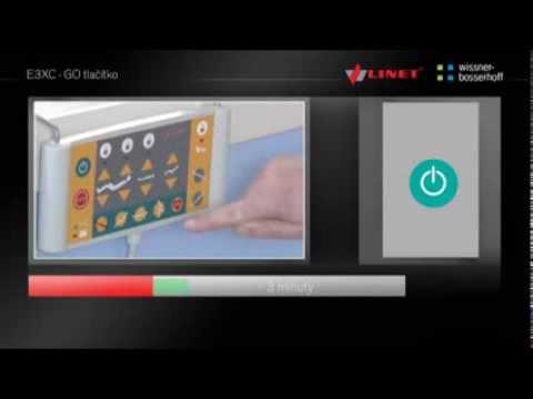 Intenzivní lůžko Eleganza 3XC videomanuál (česká verze)