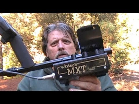Metal Detecting with The Whites MXT
