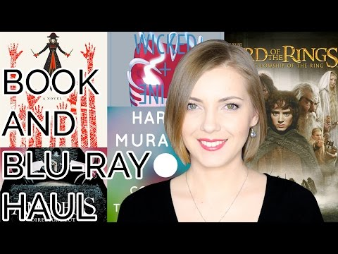 Book, Funko PoP, And Blu-Ray Haul | February 2016