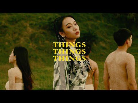 Things Things Things - Julia Wu 吳卓源 Official Music Video видео