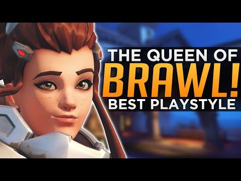 Overwatch: BEST Brigitte Playstyle - Everything You NEED to Know!