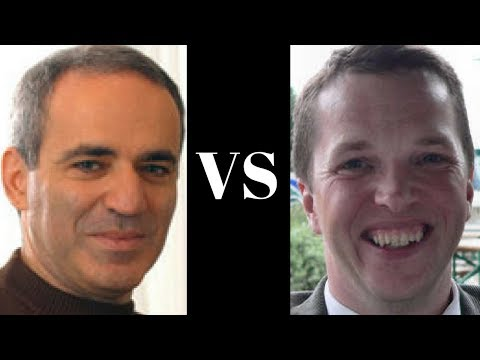 Amazing Game : Garry Kasparov vs Nigel Short – Linares 1992 – Scotch Game (C45) (Chessworld.net)