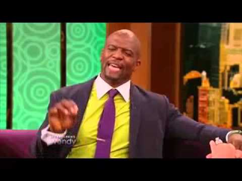 Terry Crews talks about his Porn Addiction