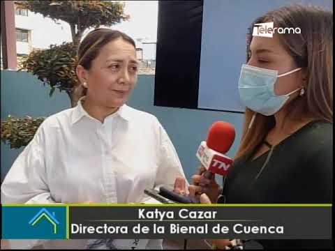 Detalles de la organización de la XV edición de la Bienal de Cuenca