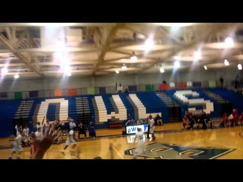 Feel Good Story:  High School Basketball Player w/ Down Syndrome Drains Three 3-Pointers!!