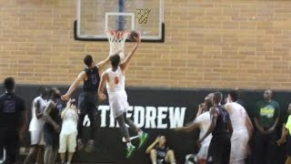 USC's Bennie Boatwright & Chimezie Metu DO WORK Drew League Week 4 Closerz