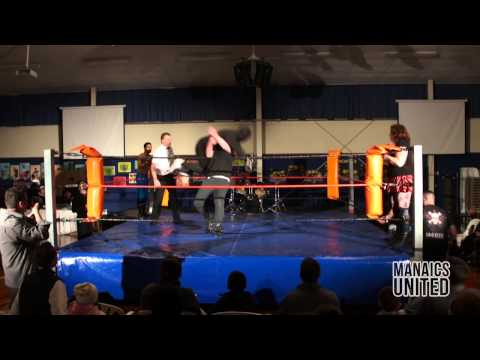 Maniacs Strikes Back Highlights | Maniacs United Champion | Intergender Wrestling
