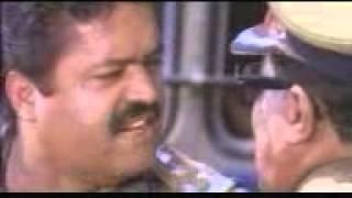 SURESHGOPI  .JUST.......Commissioner Super Hit Malayalam Dialogue
