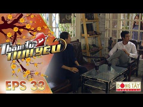 Thám Tử Tình Yêu | Tập 33 Full HD: Vụ Trộm Kỳ Quặc - Phần 1 (01/02/2019) - Thời lượng: 25 phút.