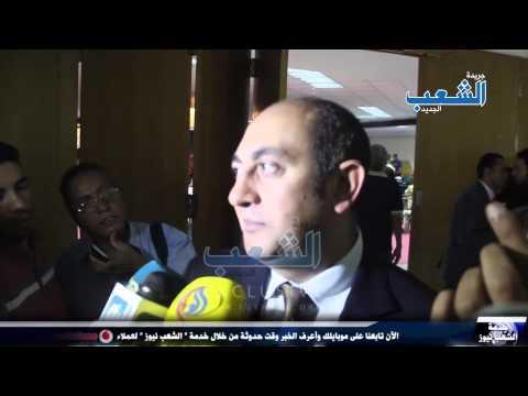 """خالد على : """"الإضراب عن الطعام خارج السجون رسالة دعم للمضربين داخلها"""""""