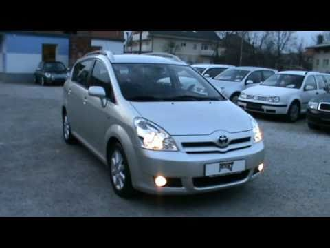 2006 Toyota Corolla Verso 2.2 D-4D Full Review,Start Up, Engine, and In Depth Tour