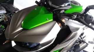 7. 2015 Nueva Kawasaki Z1000 2015 al 2016 precio ficha tecnica Caracteristicas Colombia
