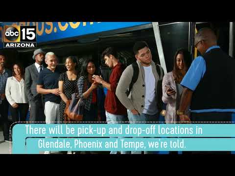 $1 trip to Vegas: MegaBus launches new Phoenix route - ABC15 Things To Do