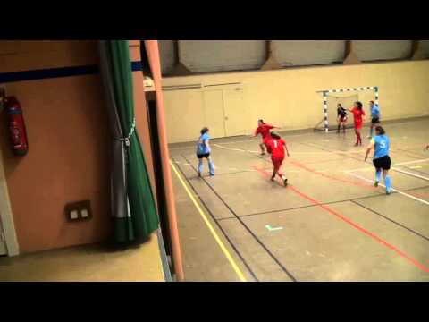 Diamant Futsal Féminin TOP 40 - Buts de la saison 2014-2015