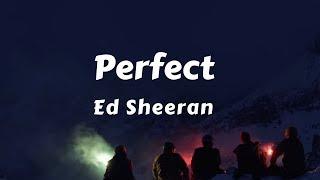 Video Ed Sheeran - Perfect (Lyrics / Lyric Video) MP3, 3GP, MP4, WEBM, AVI, FLV September 2018