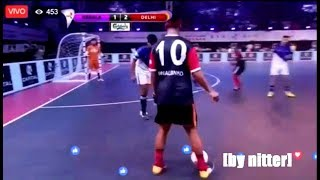 Video Ronaldinho vs Kerala Cobras (Michel Salgado) ● Premier Futsal 21.09.2017 MP3, 3GP, MP4, WEBM, AVI, FLV Januari 2018