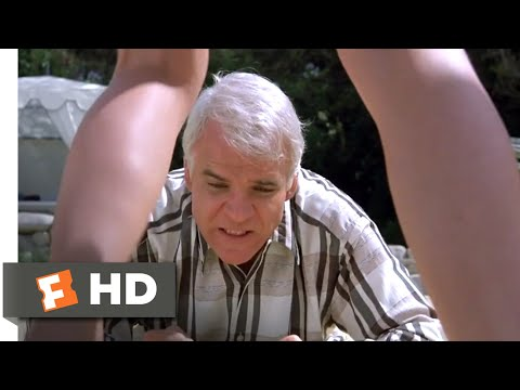 """Dirty Rotten Scoundrels (1988) - Freddy's """"Suicide"""" Scene (10/12) 