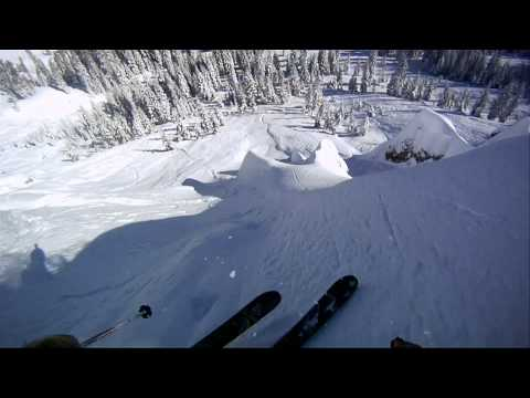 GoPro HD: Skiing Lines With Ryan Price - TV Commercial - You In HD