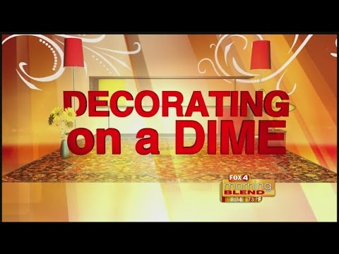 Decorating on a Dime - Transform your decor with tile