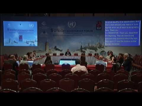 Debates: Future Internet Governance Architecture