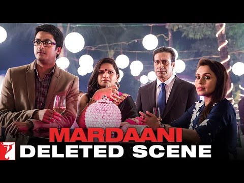 Mrs Sinha Chats With Bikram - Deleted Scene 5 - Mardaani