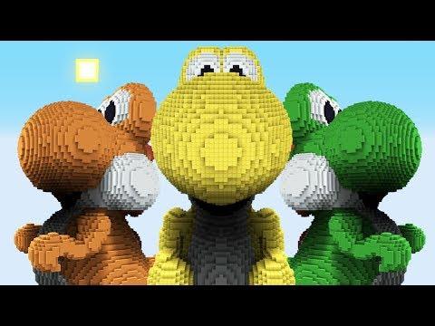 Super Smash Bros. Ultimate vs. Minecraft - (YOSHI) - Thời lượng: 4 phút, 21 giây.