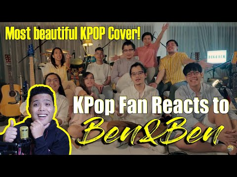 The covers we deserve! KPOP Fan Reacts to #BBTV KPOP (Ben&Ben Covers KPOP) | Jay Reacts