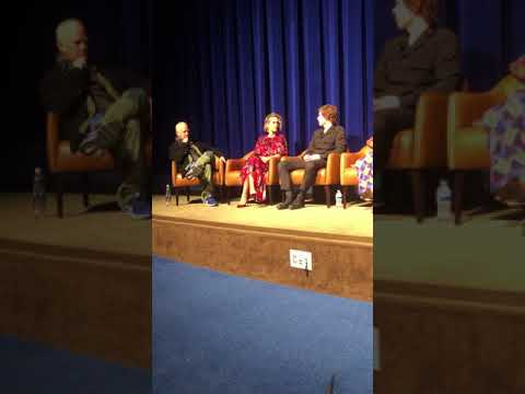 American Horror Story Cult FYC Panel With Evan Peters Sarah Paulson