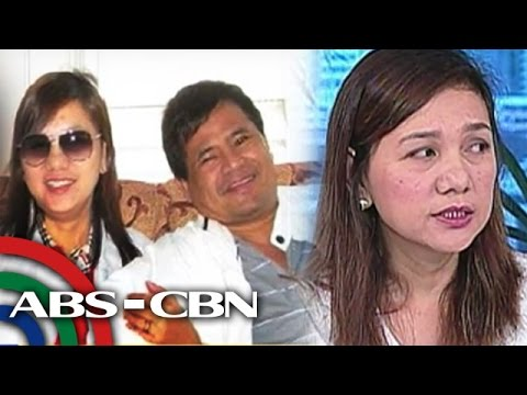 why - Fear is the main reason why the wife of Camarines Norte Governor Edgardo Tallado escape without his permission. Subscribe to the ABS-CBN News channel! - http://bit.ly/TheABSCBNNews Watch...