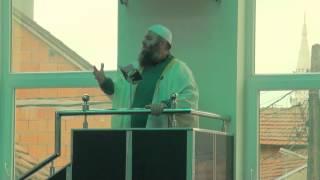 Allahu nuk të poshtëron - Hoxhë Bekir Halimi - Hutbe