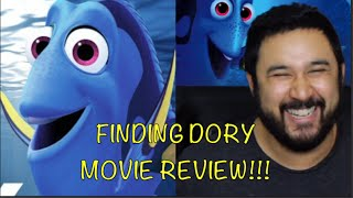 FINDING DORY MOVIE REVIEW!!! by The Reel Rejects