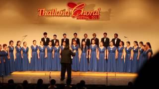 Assumption University Chorus  Thailand Choral Festival 2013