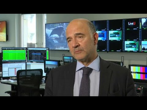 Μοσκοβισί: «Να διατηρηθεί υπό έλεγχο το ιταλικό χρέος»