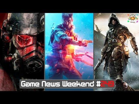Игровые Новости — Fallout 76, Assassin's Creed Odyssey, Battlefield 5, World War 3, STALKER 2