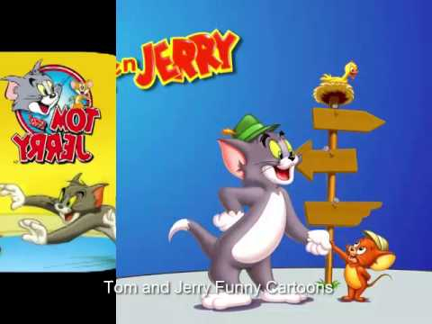Tom And Jerry Funny Cartoons Download Free